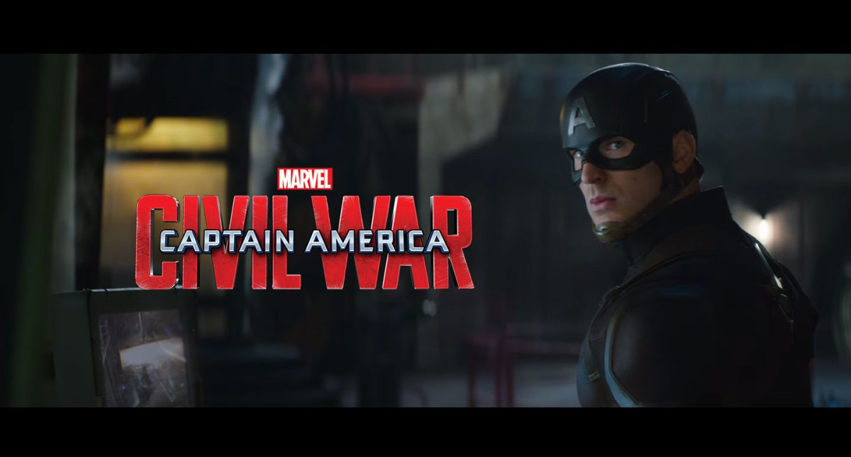 Spider-Man appears in new Captain America: Civil War trailer