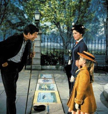 1964's Mary Poppins