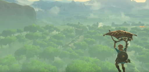 Source: The Legend of Zelda: Breath of The Wild Trailer