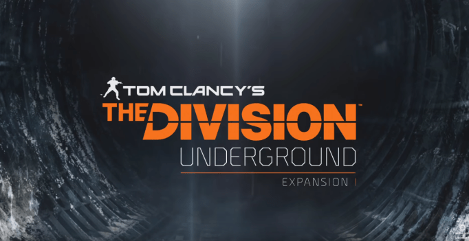 Source: The Division Underground Trailer
