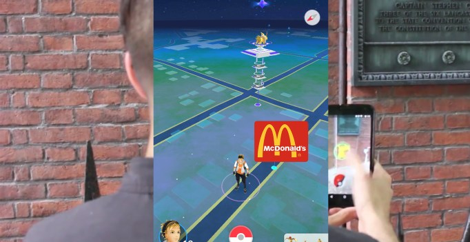 Pokémon Go Sponsored PokeStop