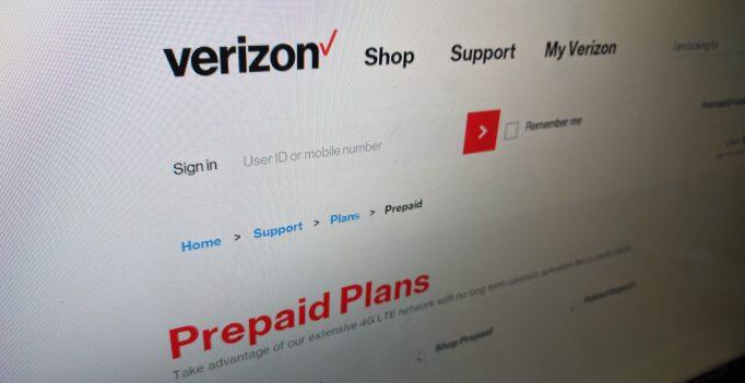 Verizon prepaid plan - Photo by Robert Beiler for CommonGeek