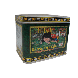 Extra Strength Maté Tea with Guarana & Acai – 100gm Sampler Tin