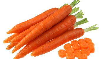 What do carrots do for your eyes?