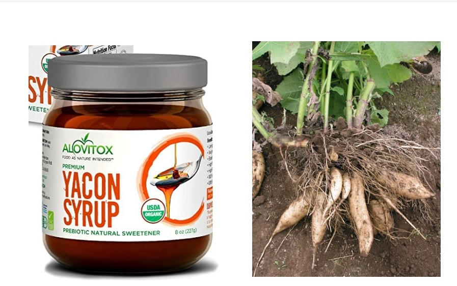 Yacon syrup and its health benefits against obesity