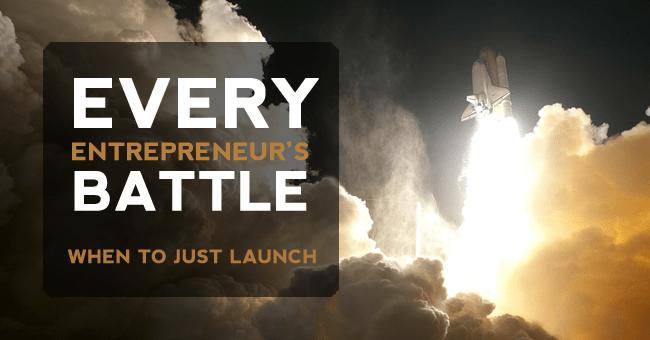 Every Entrepreneur's Battle