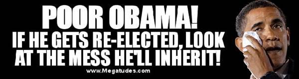 Poor Obama