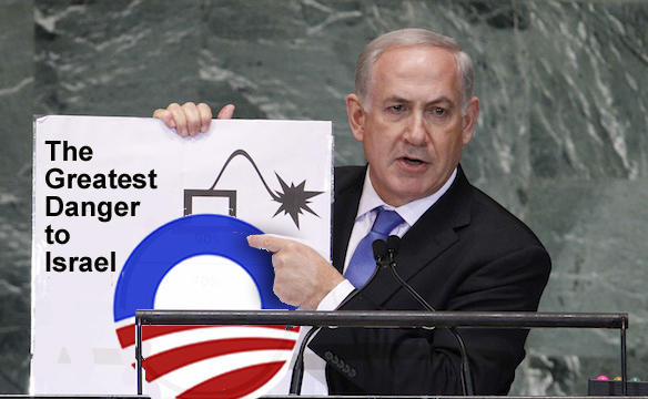 The Greatest Danger To Israel
