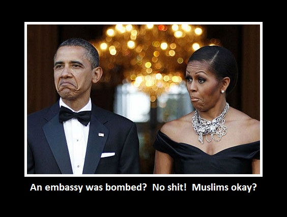 An Embassy Was Bombed