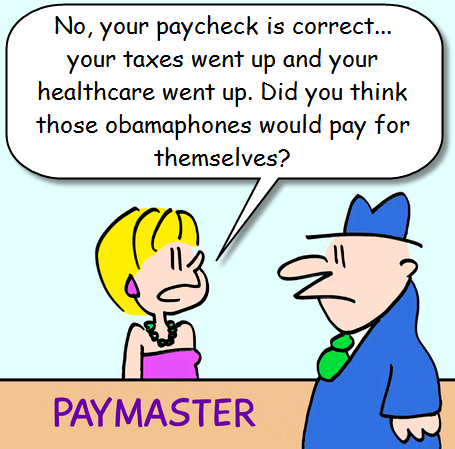 Your Paycheck Is Correct