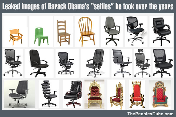 Obama's Selfies