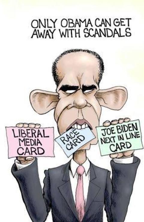 Obama's Cards
