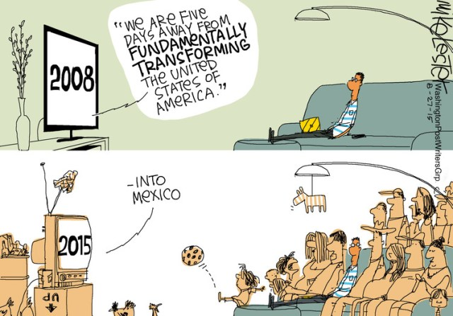 Fundamentally Transforming America