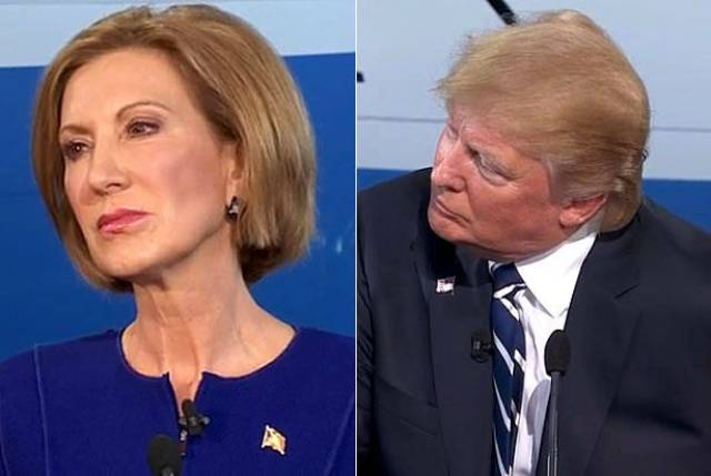 Fiorina Made Fun of Boxer's Looks
