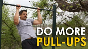 How To Do More Than One Stinking Pull-up