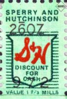 Age Barometer - S&H Green Stamps