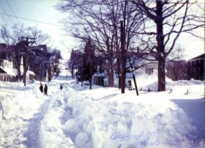 Snowstorms In The 70s vs. Today
