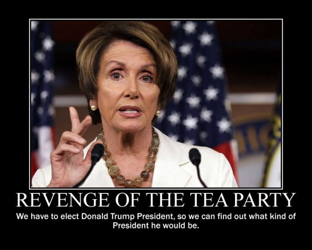 Revenge Of The Tea Party
