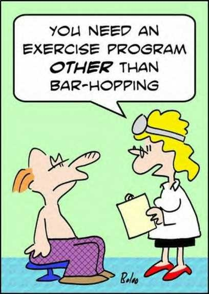 The Wrong Exercise Program