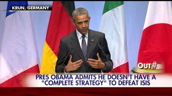 isis obama strategy