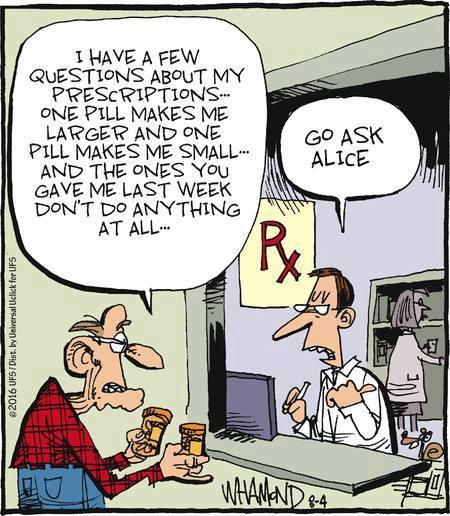 Prescription Questions