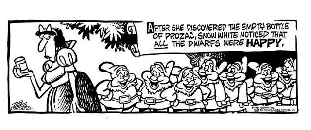 Cartoon Of The Day: All The Dwarfs