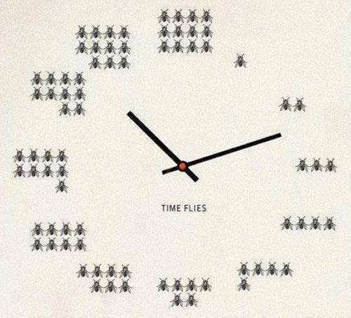 Pun Of The Day: Time Flies