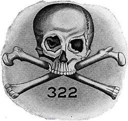 "Those that are aware of the occult elite's symbolism know that 322 is the ""sacred"" number of the Skull & Bones secret society (to which belong the likes of George W. Bush, George Bush Sr. and John Kerry)."