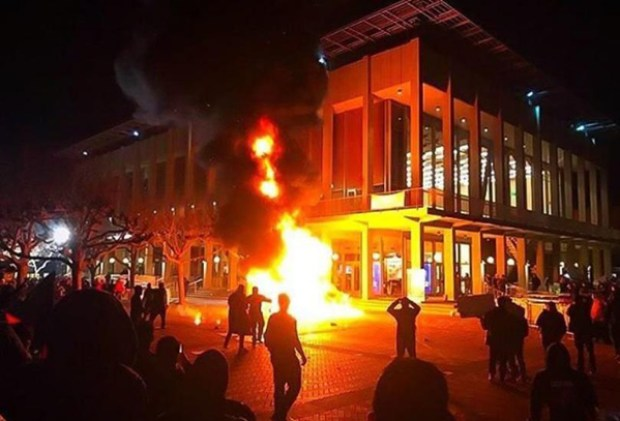 The Berkeley Riots And The Weaponization Of The Mainstream Media