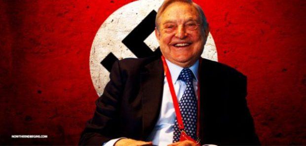 George Soros Nazi