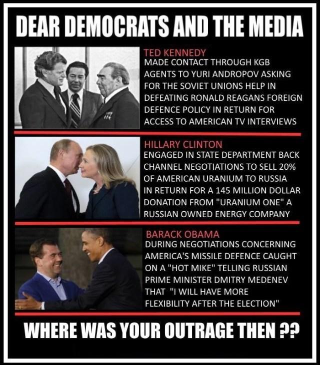 Dear Democrats And The Media