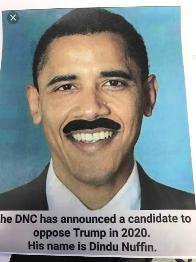 The DNC Announces Candidate To Oppose Trump In 2020 - Dindu Nuffin