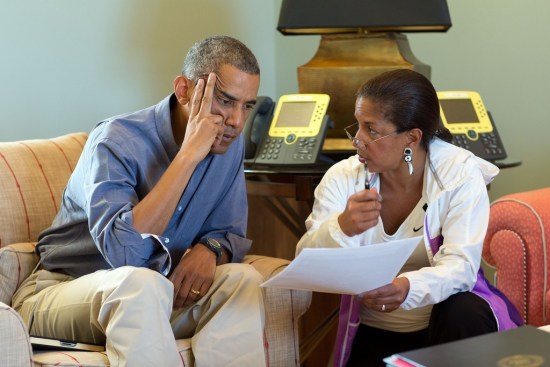 Susan Rice is the Missing piece in ObamaGate!