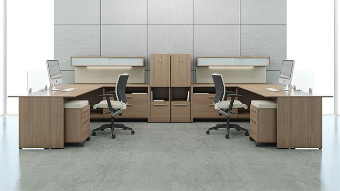 LEFT  AND RIGHT HANDED L SHAPE DESKS   Common Sense Office Furniture LEFT  AND RIGHT HANDED L SHAPE DESKS