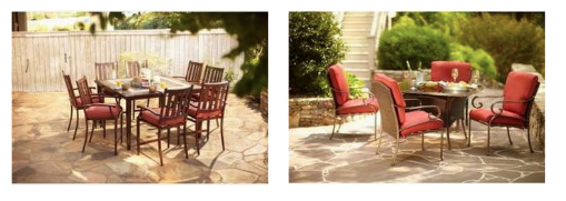 martha stewart patio furniture plus
