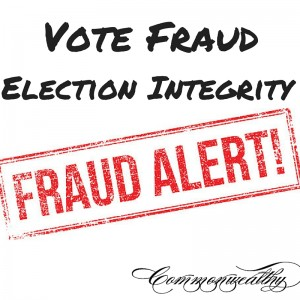 Vote Fraud election integrity