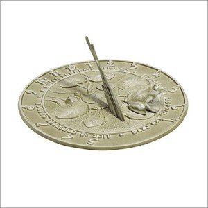 This sundial could be yours!