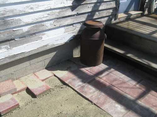 Cement pavers
