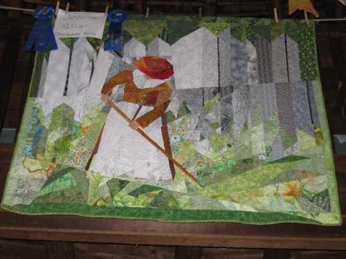 Joanne Glier's quilt