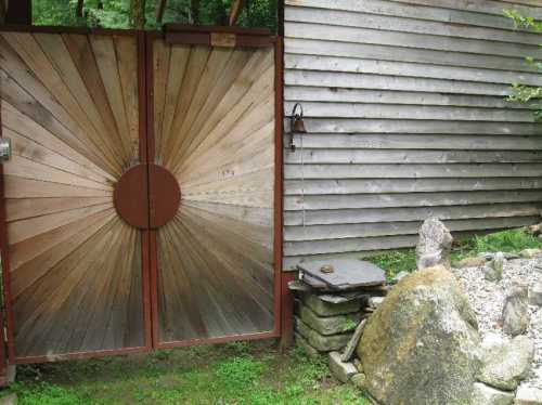 Sunburst Gate