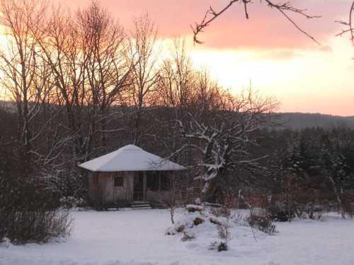 First Snowfall 12-6