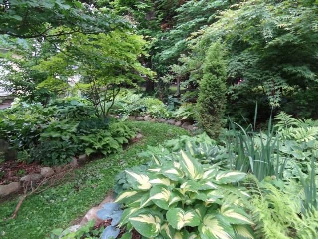 Greenfield Garden Tour
