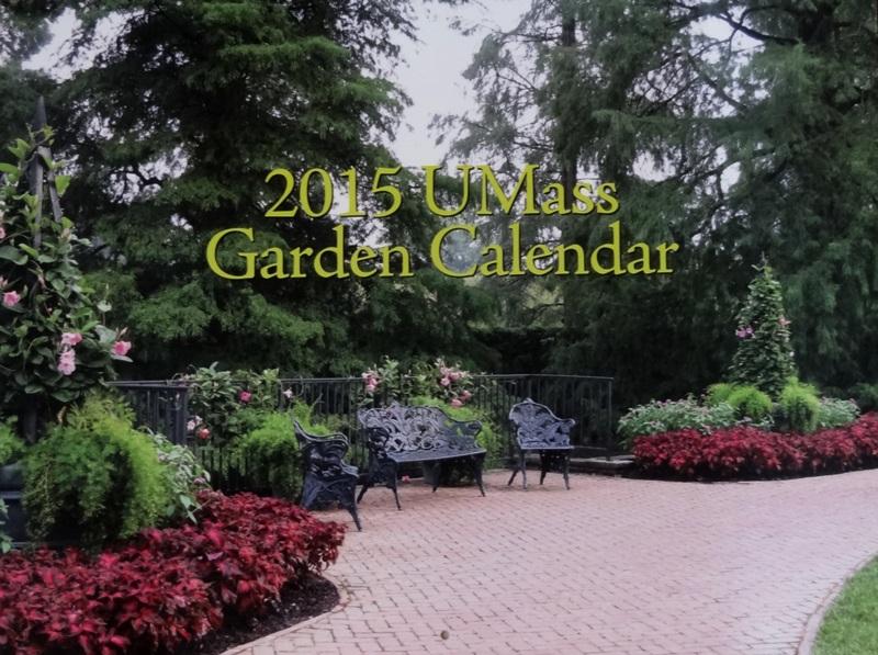 Umass Extension Garden Calendar For 2015 Available