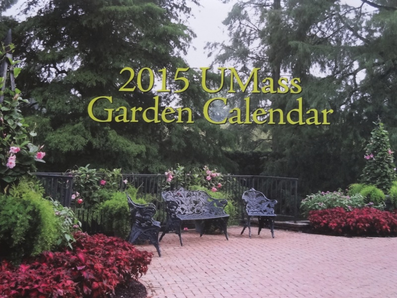 2015 UMass Extension Calendar
