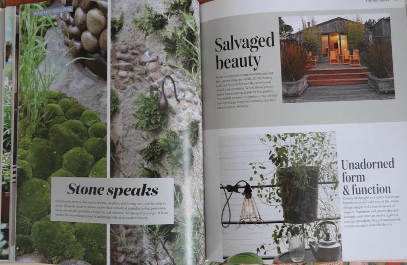 Cultivating Garden Style - Wabi Sabi Industrial
