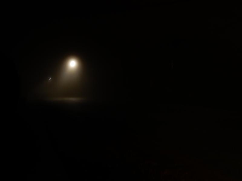 Thicker fog