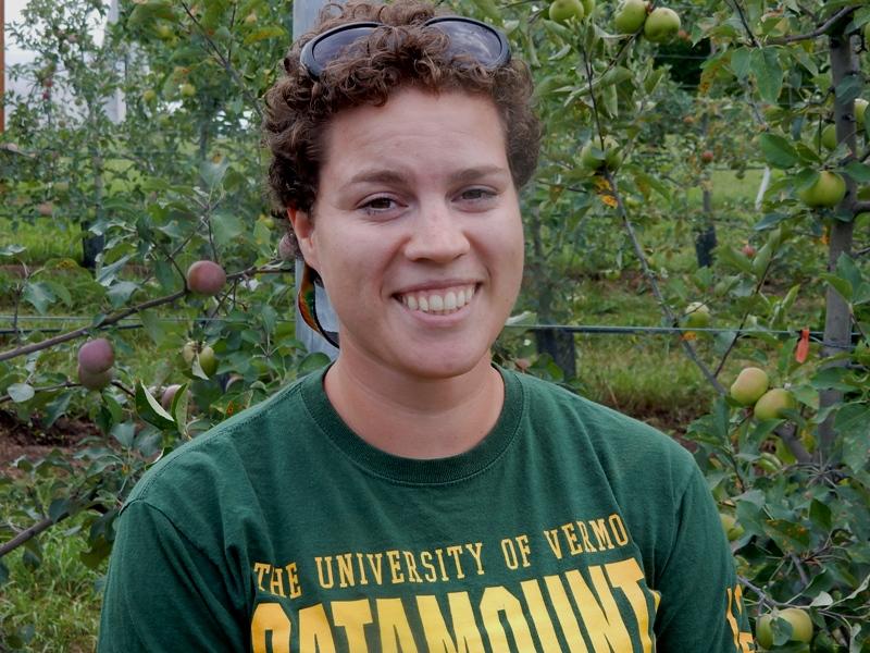 Jessica Foster, Research Technician