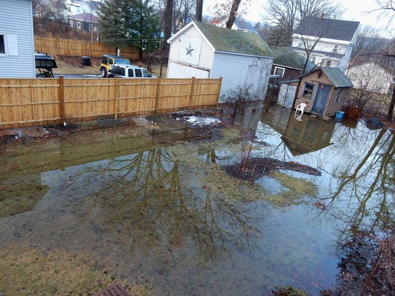 February 2016 flood