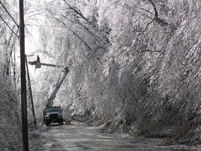 December 15, 2008 Heath Ice Storm