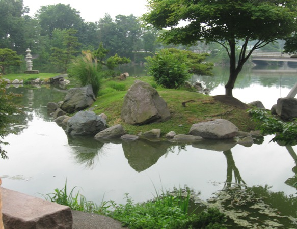 Japanese Garden in Buffalo